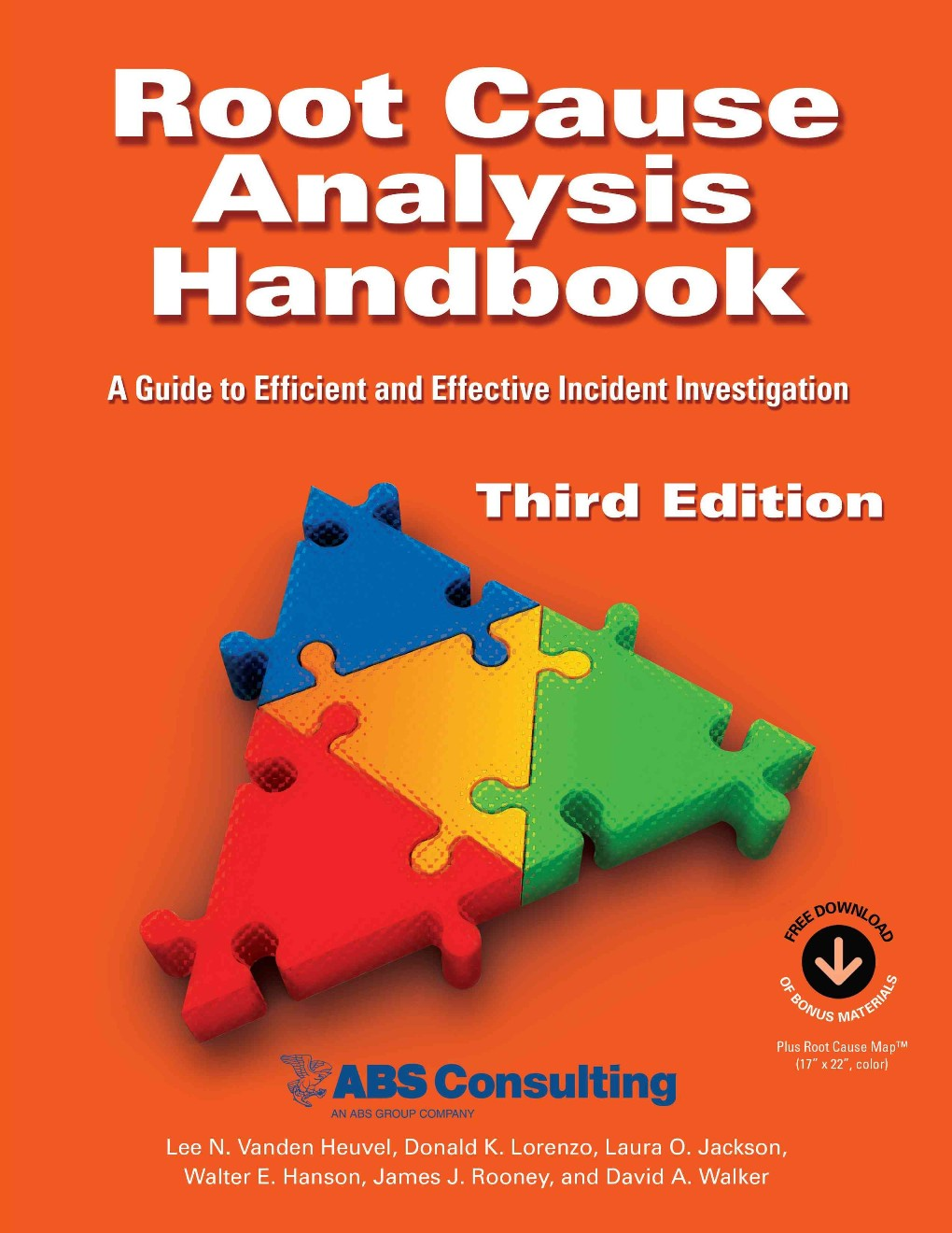 Root Cause Analysis Handbook A Guide To Efficient And Effective