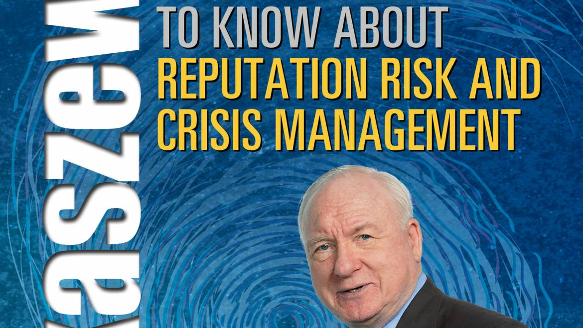 Get THE industry-defining book on Crisis Management and Leadership Recovery