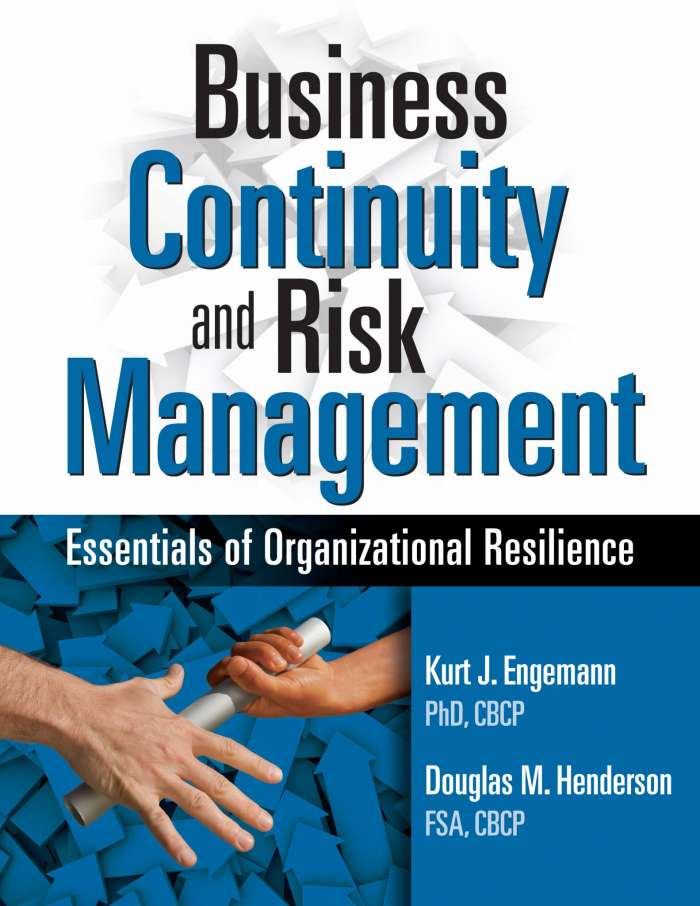 business-continuity-risk-management-organizational-resilience-textbook-rothstein-publishing
