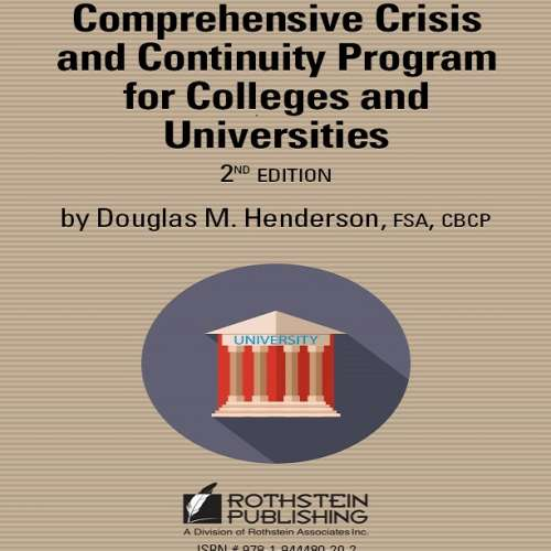 Comprehensive Crisis and Continuity Program for Colleges and Universities - college emergency management