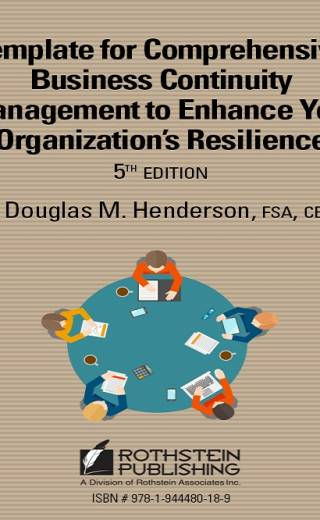 Template for Comprehensive Business Continuity Management: Enhance Your Organization's Resilience