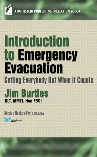 Introduction to Emergency Evacuation: Getting Everybody Out When it Counts