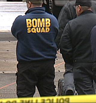 Bomb Threat DVD