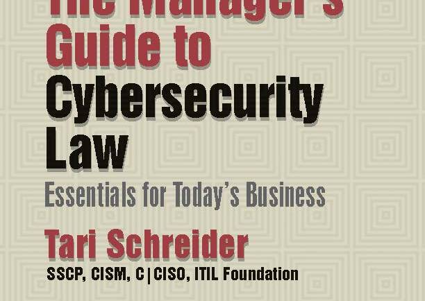 Your Guide to Cybersecurity Law