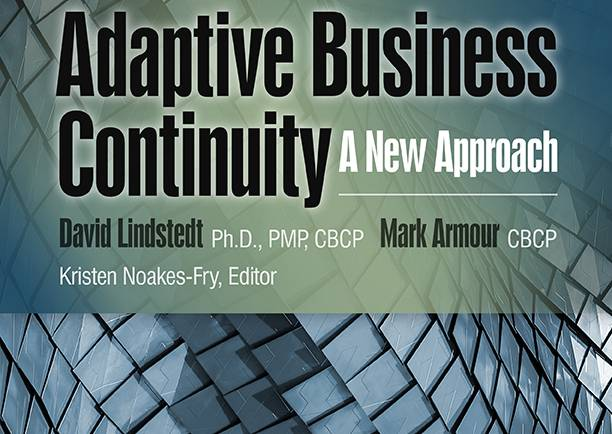 New eBook: Adaptive Business Continuity: A New Approach
