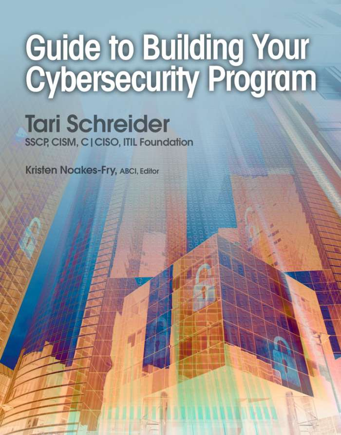 Over 30+ years, Tari Schreider has designed and implemented cybersecurity programs throughout the world, helping hundreds of companies like yours. Building on that experience, he has created a clear roadmap that will allow the process to go more smoothly for you.