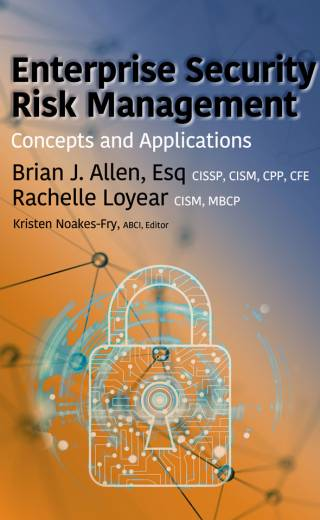 FREE Chapter: Enterprise Security Risk Management