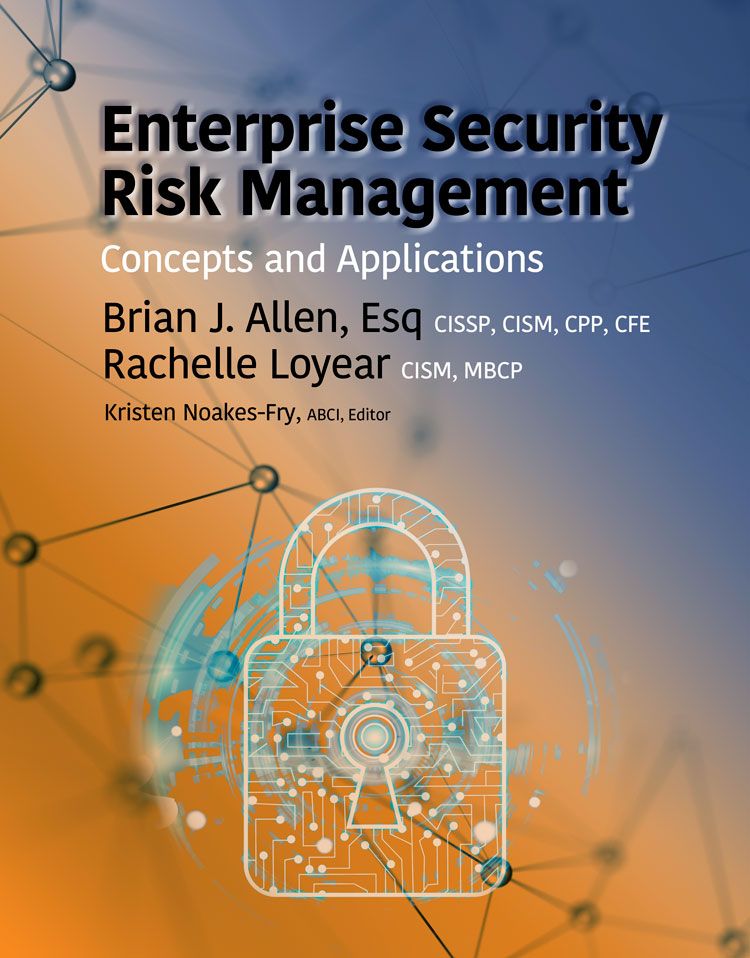 Can Enterprise Security Risk Management Help Your Security Program? GET YOUR FREE CHAPTER NOW!