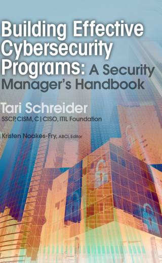 Building Effective Cybersecurity Program: A Security Manager's Handbook