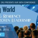 Disaster Recovery Journal Spring World 2018