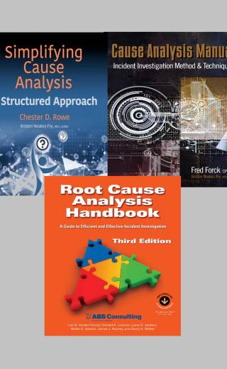 Cause Analysis Master Library