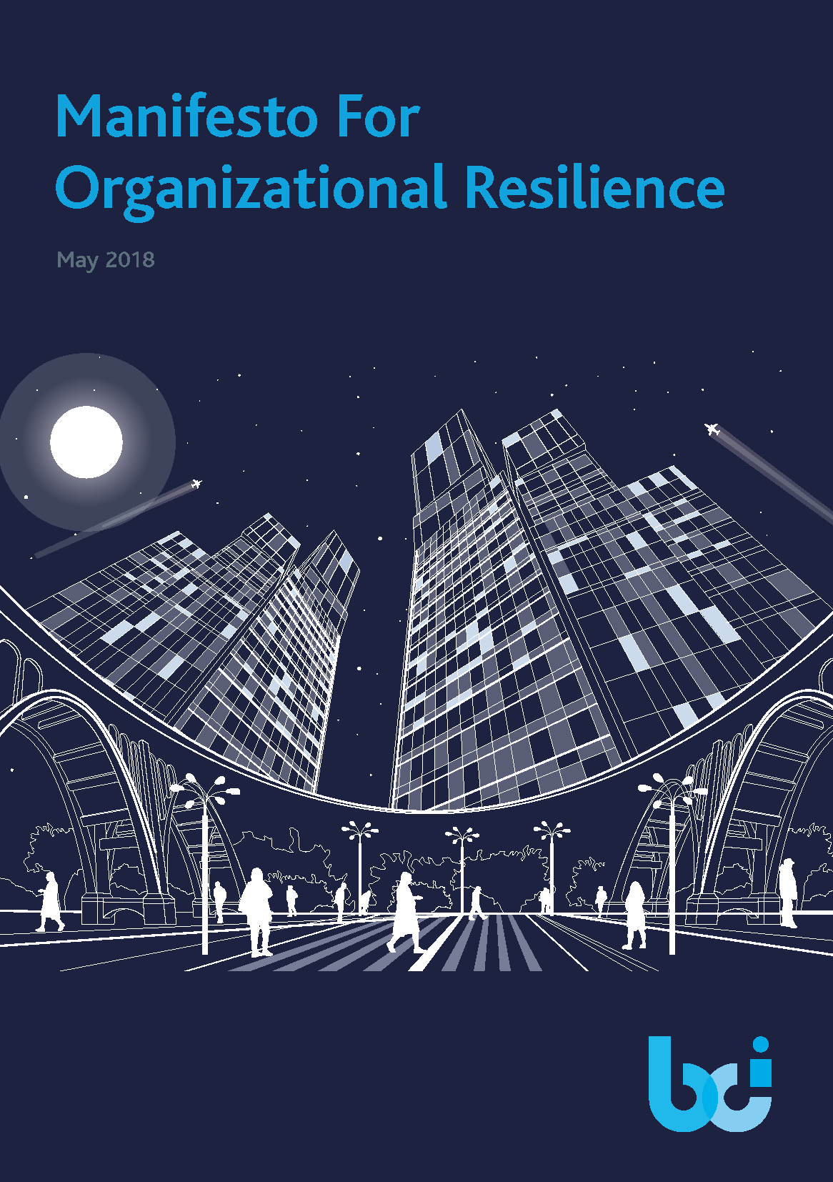 BCI Manifesto for Organizational Resilience