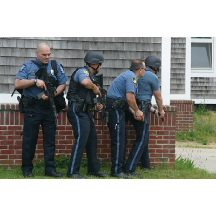 Active Shooter: Rapid Response Training Program
