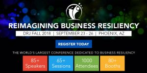 DRJ Presents It's 59th Conference: Reimagining Business Resiliency