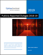 Publicly Reported Outages of Critical systems and data centers 2018-19