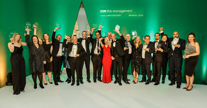 Risk Management Awards 2019: The winners in the spotlight