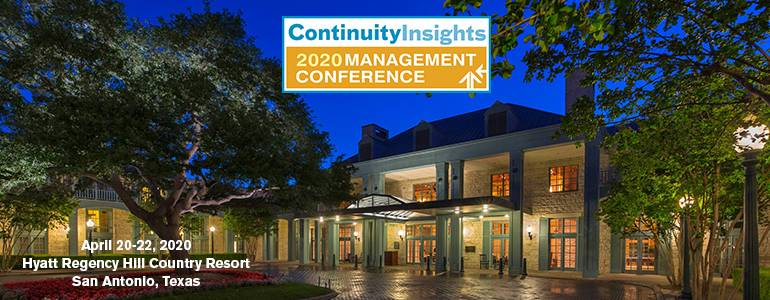 18th Annual Continuity Insights Management Conference