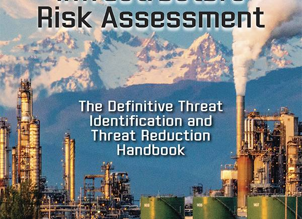 ASIS Security Industry Book of the Year Nomination: Critical Infrastructure Risk Assessment